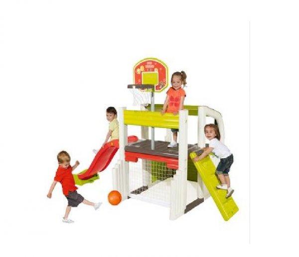 Davon habe ich früher immer geträumt: Smoby Fun Center bei Kaufhof.de für 263,99€