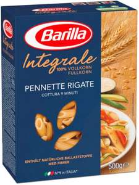 REWE ab 23.03.2015: Barilla Nudeln (auch Integrale) 500 g für 0,69 Euro