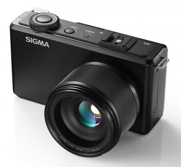 [Amazon] Sigma Merrill DP3 Digitalkamera (46 Megapixel, 7,6 cm (3 Zoll) LCD-Display, SD-/SDXC-Kartenslot), 50 mm Festbrennweite für 378,10€