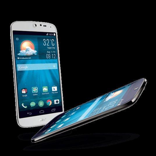 [MediaMarkt] Acer Liquid Jade Plus Dual-SIM (16GB, 2GB RAM, 5'' HD IPS, 4x1,3 GHz) für 157€