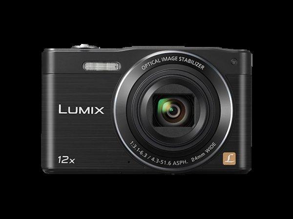 PANASONIC LUMIX DMC-SZ8 in schwarz für 90,- EUR inkl. Versand