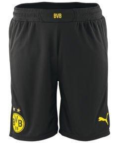 PUMA Herren Hose BVB Replica HOME/AWAY Shorts 2014/15 (Amazon/Prime)und(Sport-1a)