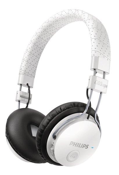 [Conrad SÜ] Philips CitiScape Foldi (SHB8000WT) Bluetooth Kopfhörer für 37€ = 24% Ersparnis + 5fach Paybackpunkte