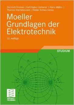 Moeller Grundlagen der Elektrotechnik (und andere Fachbücher)