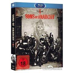 Sons of Anarchy Staffel 4 (Blu-Ray) für 22,24€ bei buch.de