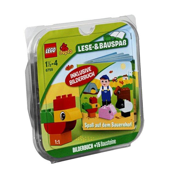 (lokal) Lego Duplo Steine und Co. 6759 - Spaß auf dem Bauernhof im Müller Neu Isenburg für 8€