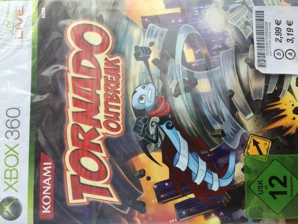"[KiK] Tornado Outbreak xbox 360 (IGN 81 ""Great"") 2,99€"
