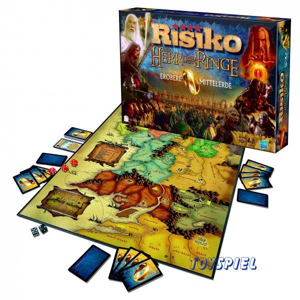 """[Thalia.at] 20% auf Spielwaren *** Monopoly """"Zelda"""" für 32€ *** Risiko """"Herr der Ringe"""" für 31€ *** """"Agricola"""" für 25€"""