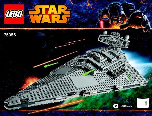 [Thalia.at] Lego Star Wars Imperial Star Destroyer 75055 für 94,70€ inkl. Lieferung nach DE *** Lego City Güterzug 60052 für 121€
