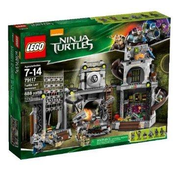 """[Windeln.de] Lego Teenage Mutant Ninja Turtles """"Angriff auf das Turtle-Versteck"""" 79117 für 69€ = 17% Ersparnis *** Lego Marvel Super Heroes """"X-Men vs. Sentinel"""" 76022 für 33€ = 20% Ersparnis"""
