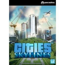 Cities Skylines Steam Key Global (Kein VPN)