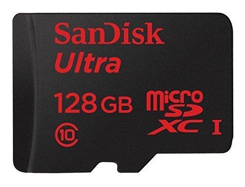 Sandisk Ultra microSDXC 128GB Class 10 UHS-I für 65,90€ [Amazon.de]
