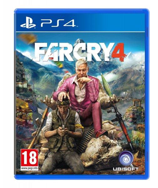 Sony PS4 - Far Cry 4 für €36,97 [@Base.com]