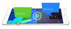 Onda V919 3G Air 9.7 inch Dual OS Win8.1+Android4.4 Tablet PC Quad Core 2GB 32/64GB @Geekbuying
