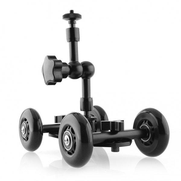 Wieder da! Kamerawagen mit 7 zoll Magicarm für 24,50€, Versand durch Amazon