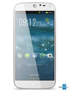 [Orange Store] Acer Liquid Jade Dual-SIM (1,3 GHz Quadcore, 5'' HD IPS, 1GB RAM, 8GB intern, microSD) für 110€ = 36% Ersparnis