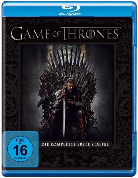 Game of Thrones Staffel 1 und 2 [Blu Ray] jeweils 14,97€ und Staffel 3 22,97€ @Amazon Blitzangebote (mit Prime)