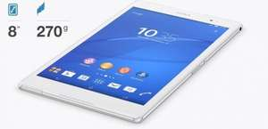 [Berlin Saturn Zoo] Sony Xperia Z3 Compact Tablet , Quad, 3GB Ram, 1920*1200