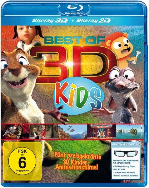 [Prime] Best of 3D für Kids - Der große 3D Kinderspaß bei Amazon für 7,97 Euro