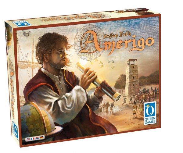 [Amazon.de] Brettspiel Amerigo 27,99€