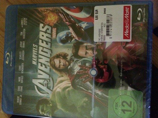 [Lokal ? Offline][MediaMarkt][Berlin Gropius Passagen] Marvel's The Avengers