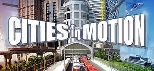 [Steam] Cities in Motion (-80%) @ Humble Store