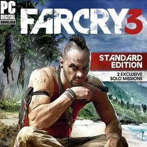 [Uplay] Far Cry 3 (-75%) @ GetGames