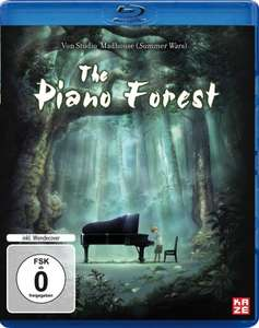 [Amazon.de] The Piano Forest [Blu-ray] Anime ab 12,97€