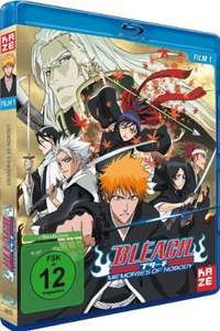 [Amazon.de] Bleach Movie 1 und 2 auf [Blu-ray] Anime ab je 9,97€
