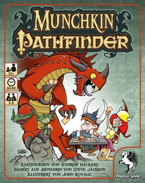 [Kartenspiel] Munchkin Pathfinder (Prime)