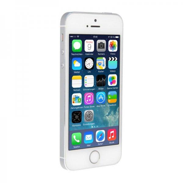 [eBay] Apple iPhone 5s 32GB (silber & Gold) - leichte Gebrauchsspuren / refurbished für 359,10€ (nur bei Zahlung per PayPal)