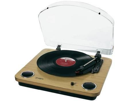 [Meinpaket] ION Max LP Plattenspieler für 79,99 EUR