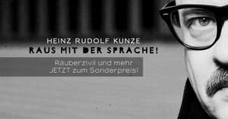 Diverse Heinz Rudolf Kunze CDs & DVDs stark reduziert