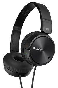 Amazon: Sony MDR-ZX110NA Bügelkopfhörer mit Digital Noise Canceling, faltbar (nettes Teil für Vielflieger, aber auch sonst brauchbar)