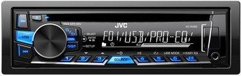 JVC KD-R462. Digital Media Receiver mit USB und Dual-Aux Autoradio für 39,99€ @ Null.de (B-Ware)