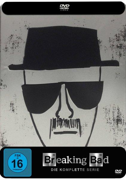 Breaking Bad - Tin Box [DVD] für  76,97€ @Amazon Blitzangebote