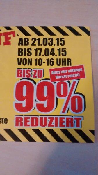 Mundo Online Lagerverkauf bis zu 99 % [Lokal Augsburg]