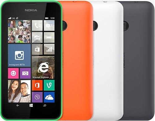 [Ebay] Lumia 530 Dual-SIM grün (B-Ware) für 45€ *** in orange für 49€ *** in weiß (neuwertig) für 55€