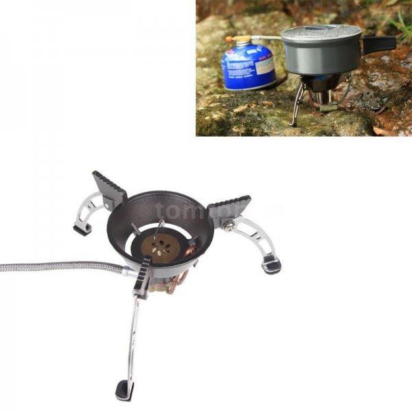 Campingkocher Brs-11 mit Vorheizung (Bei Kälte und dünnerer Luft)