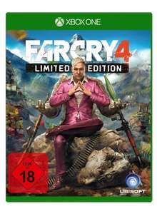 [Amazon.es] Far Cry 4 Limited Edition Xbox One