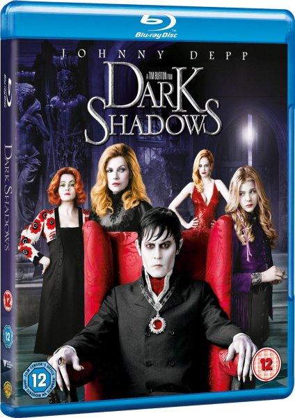 Blu-ray - Dark Shadows für €5,22 [@Wowhd.dk]