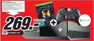 (Lokal/Ludwigshafen) XBOX ONE Konsole 500 GB + HALO The Master Chief Collection
