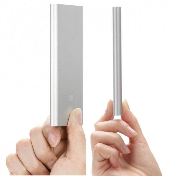 Xiaomi USB Power Bank 5000Ah (mit 2.1A Output!) für ca. 12,90€ von Banggood