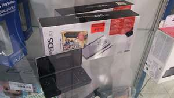 [Lokal Bremen Edeka Walle Center] DS Lite Limited Edition Guitar Hero