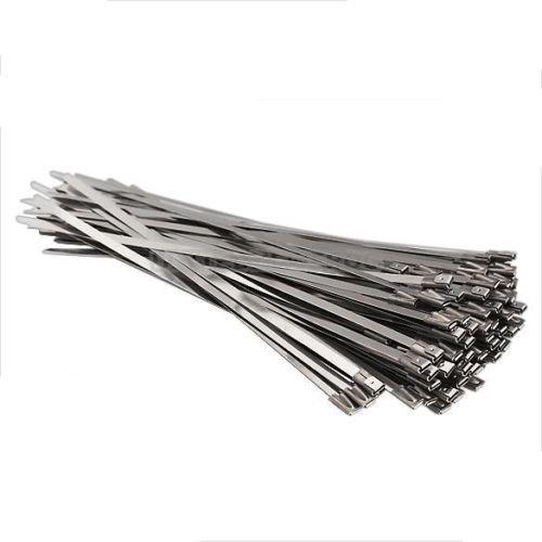 100 Stk. Edelstahl Kabelbinder für nur 8,17 inkl. gratis Versand aus China