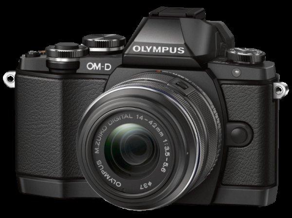Olympus OM-D E-M10 Kit mit 14-42mm II
