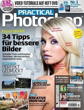 Practical Photoshop Sparpaket (7 Ausgaben) für 19,99€ @terrashop