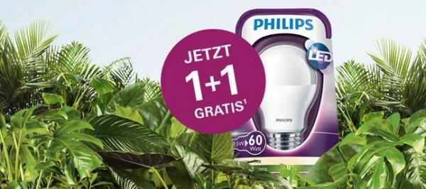[Österreich] 2 Stk. Philips LED (9,5 Watt, 806 Lumen) für 6,99 €