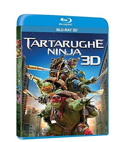 Teenage Mutant Ninja Turtles [3D Blu-ray] - Amazon Italien für 15,43 €