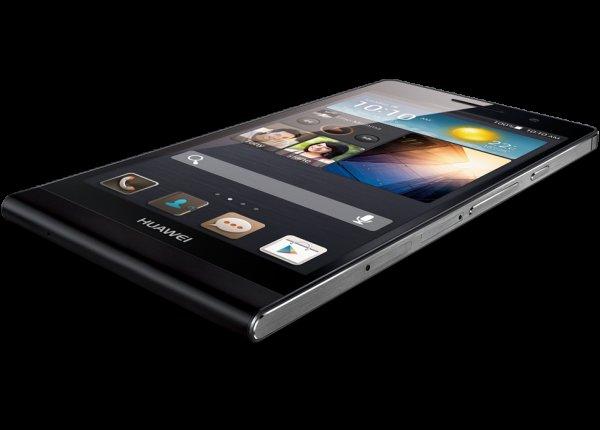 2x Huawei Ascend P6 + Wi-Fi R216, Data Go M Junge Leute 16,99 mtl
